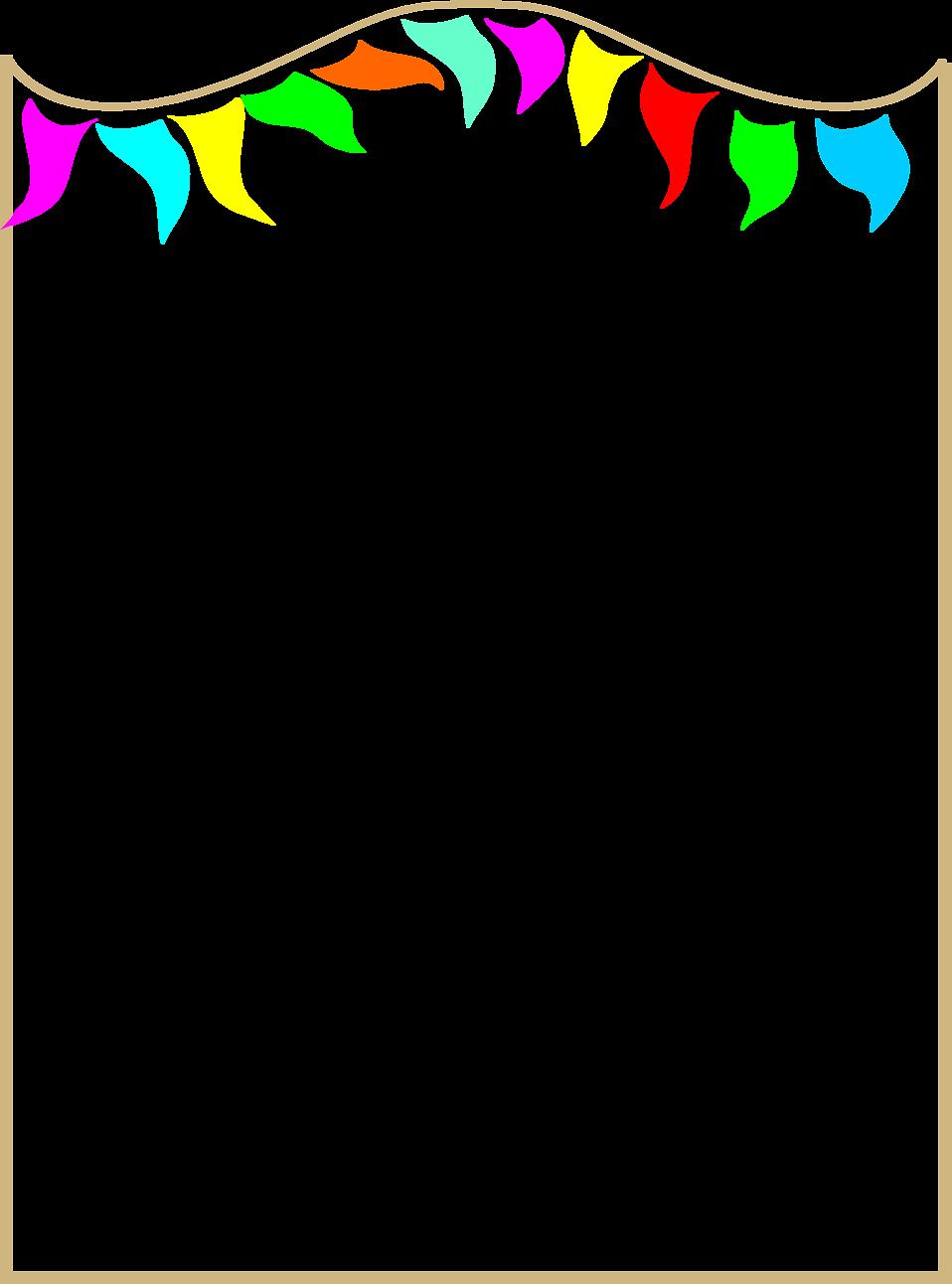 Clip Art Banner Borders