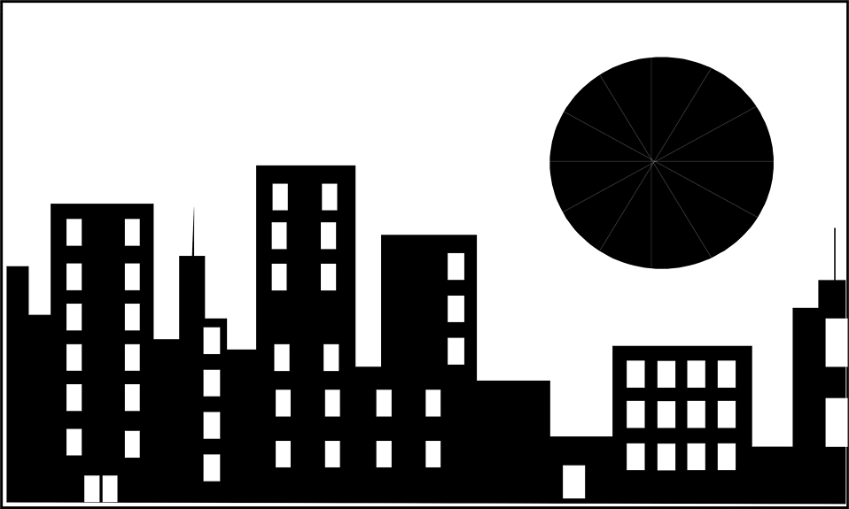 city buildings clipart - photo #26