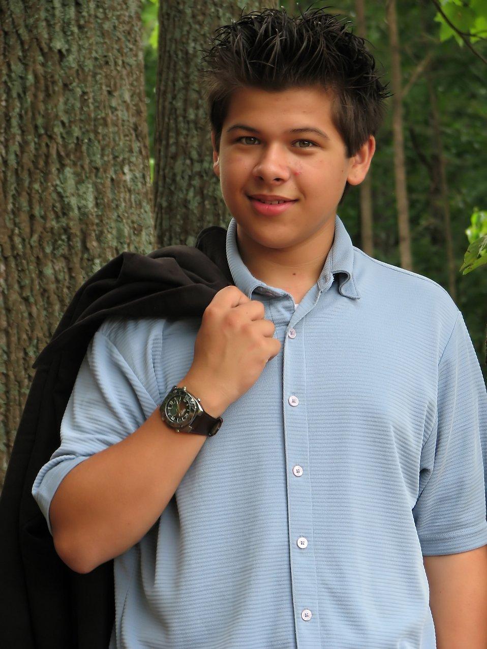 A Teen Guy 4