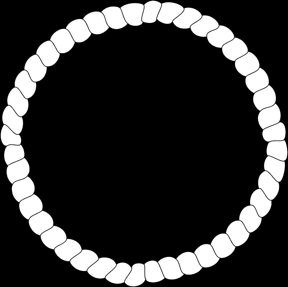 Illustration of a blank white frame border : Free Stock Photo