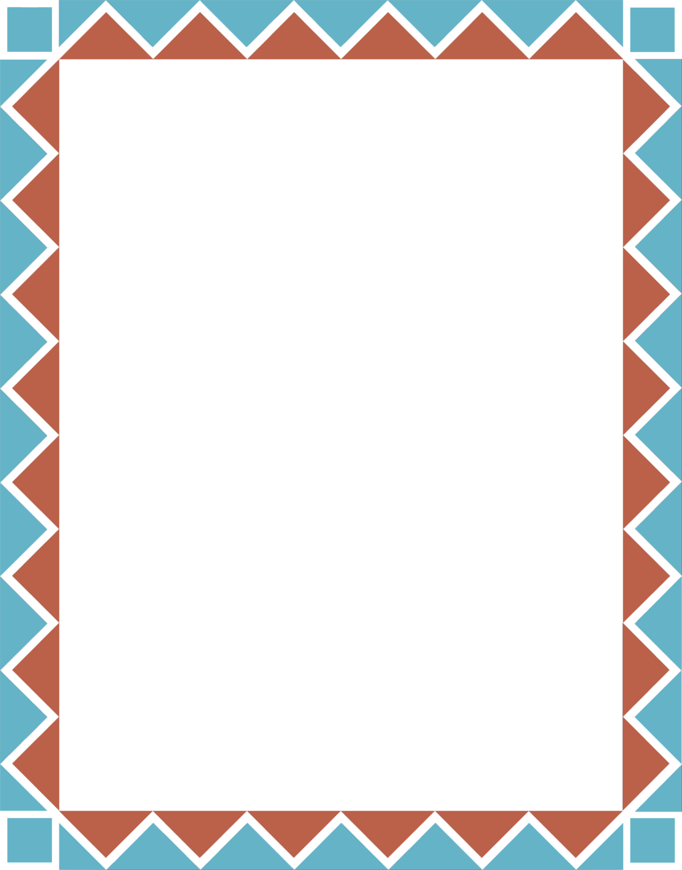 illustration of a blank frame border free stock photo - Mexican Frame