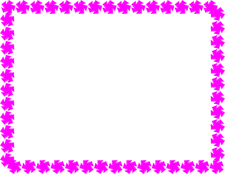 Illustration of a blank frame border with purple shapes : Free Stock Photo