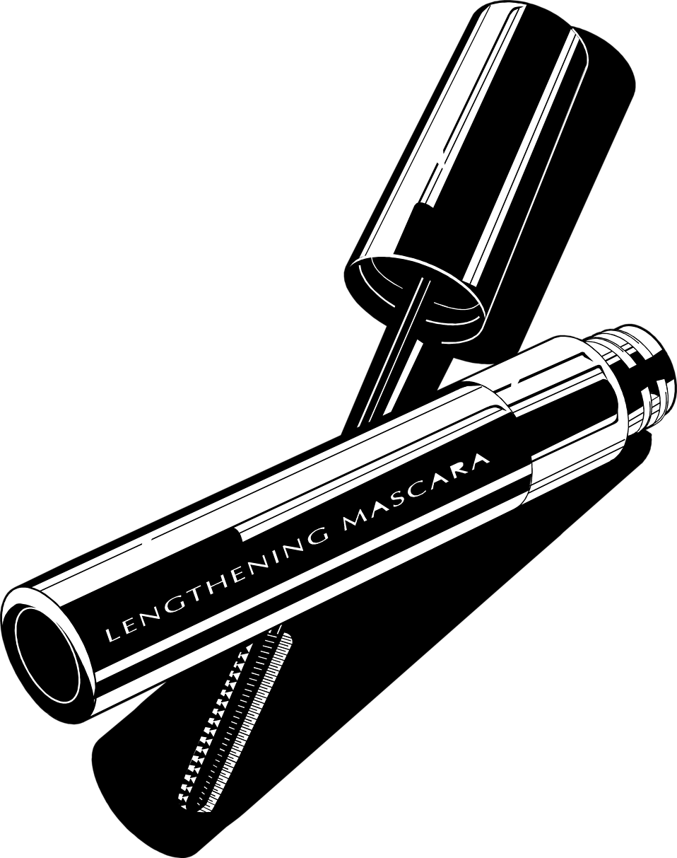 Illustration of mascara : Free Stock Photo