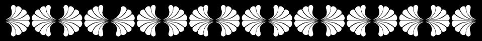 Illustration of a black and white horizontal border : Free Stock Photo