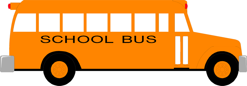 Illustration of a school bus : Free Stock Photo
