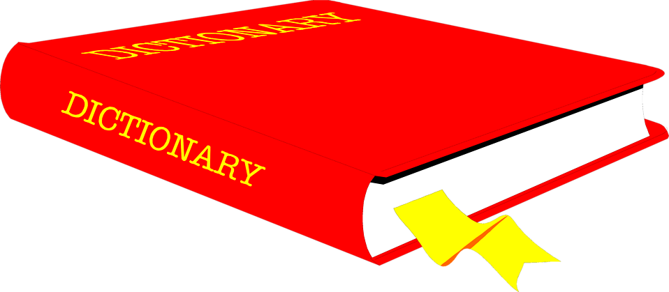 Illustration of a dictionary : Free Stock Photo