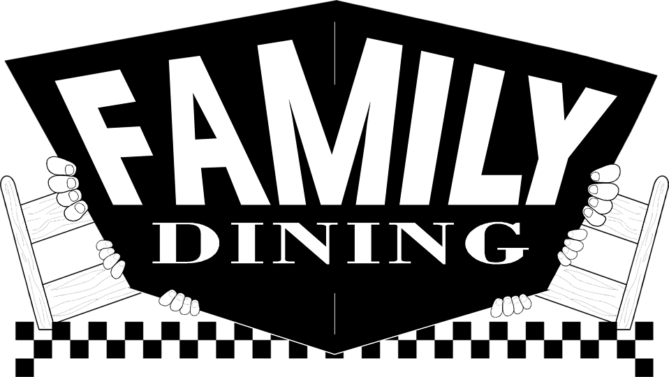 Illustration of a family dining sign : Free Stock Photo