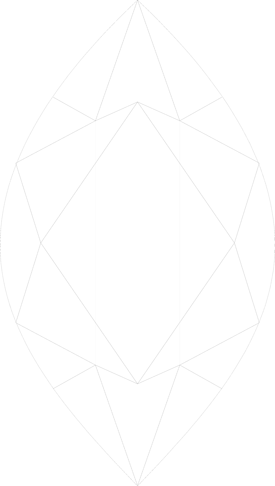 Illustration of a large diamond : Free Stock Photo