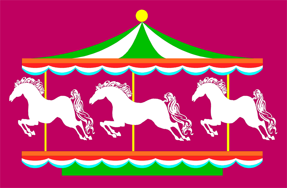 Illustration of a carousel : Free Stock Photo