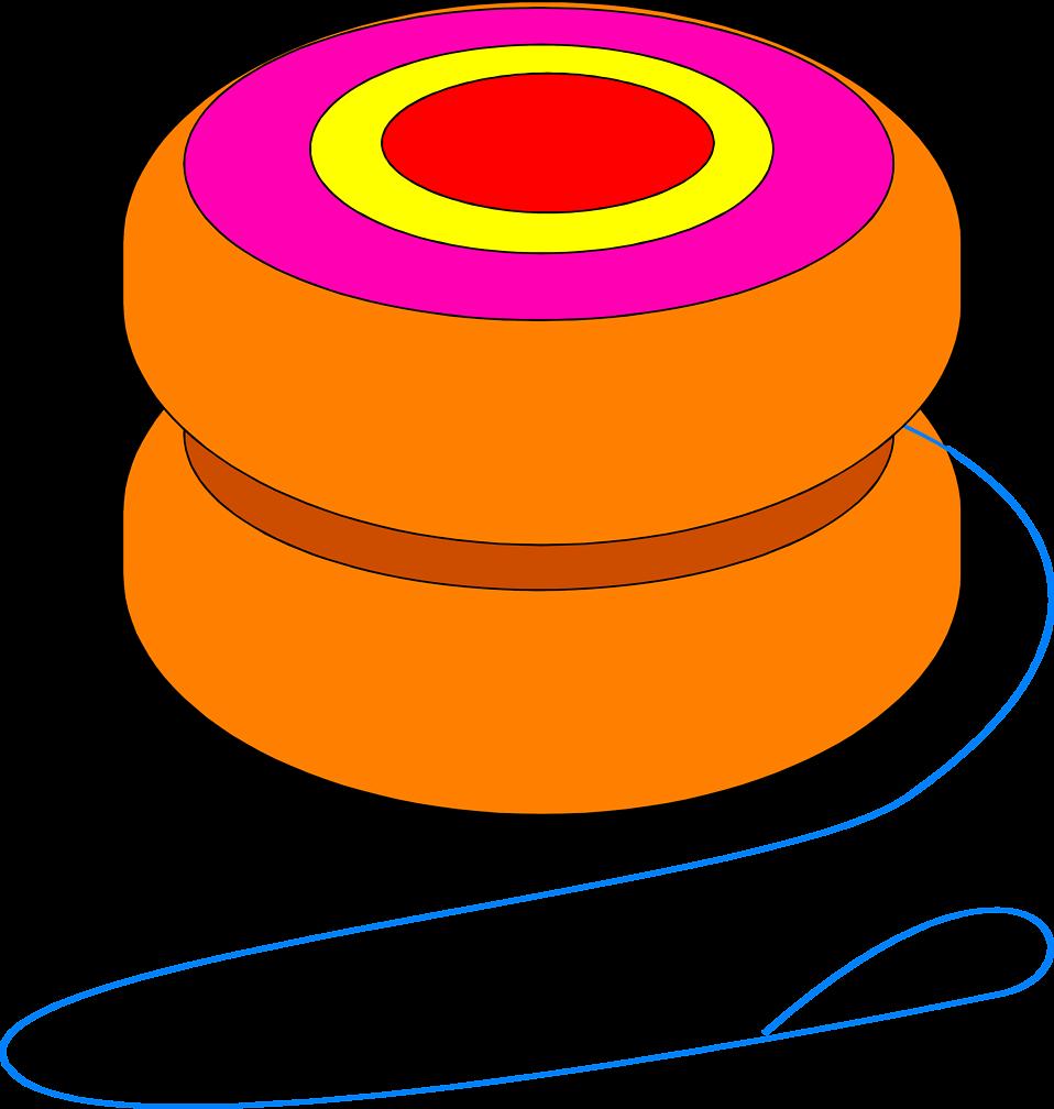 Yoyo Clipart Yo-yo | Free Stock Pho...