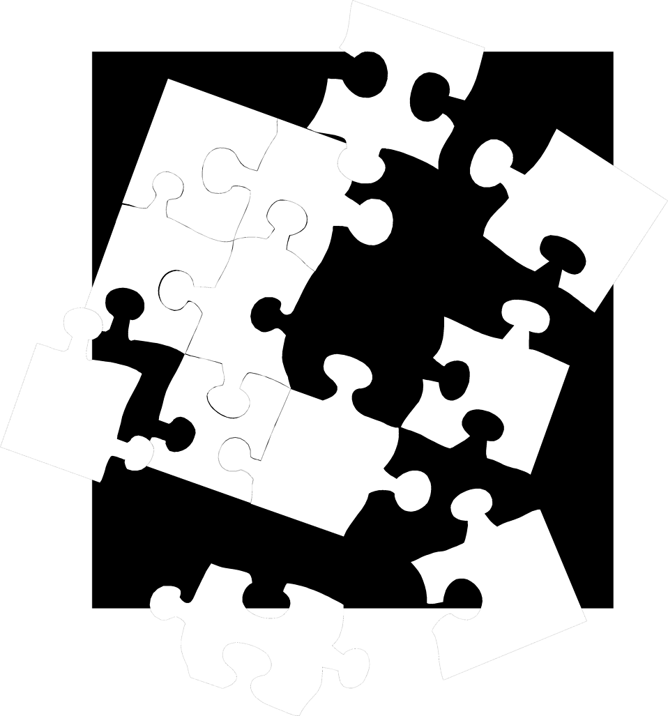 Illustration of puzzle pieces : Free Stock Photo