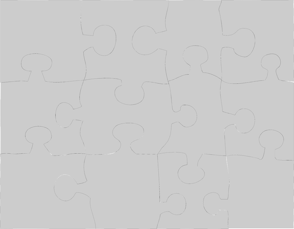 Illustration of a puzzle : Free Stock Photo