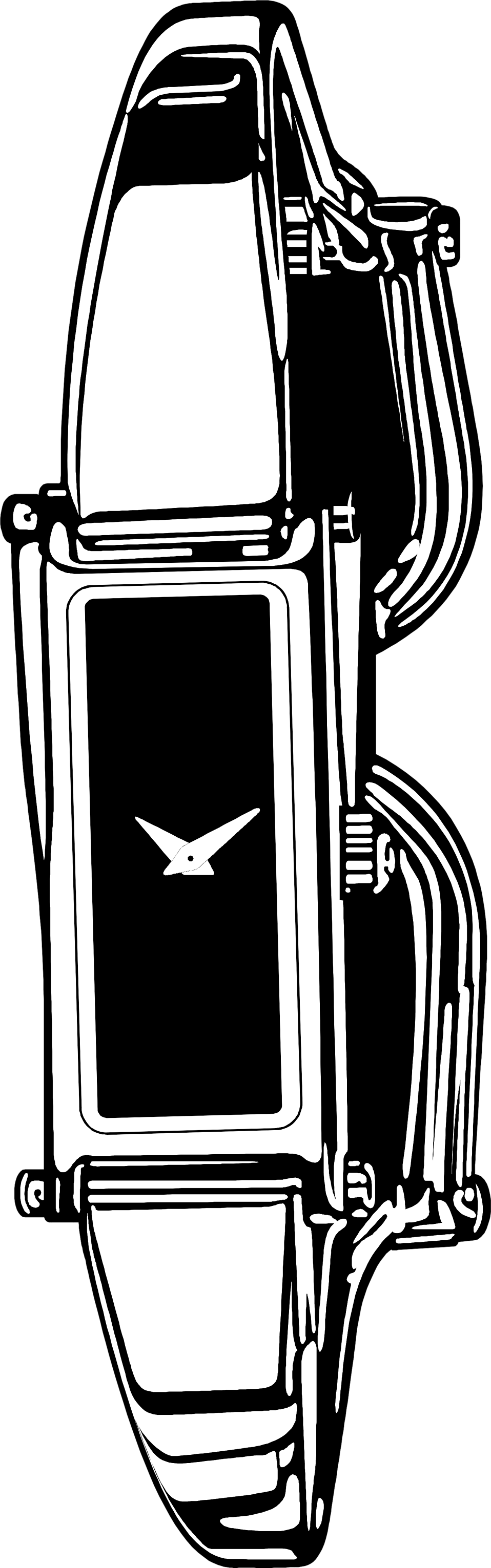 Illustration of a watch : Free Stock Photo
