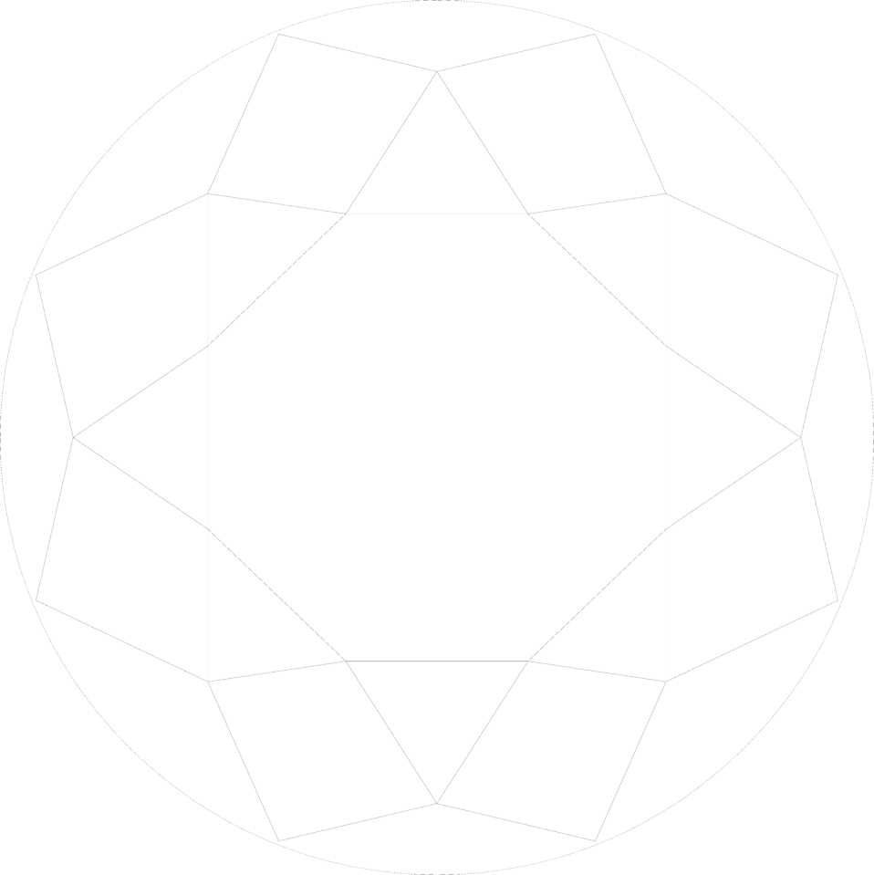 Illustration of a round diamond : Free Stock Photo
