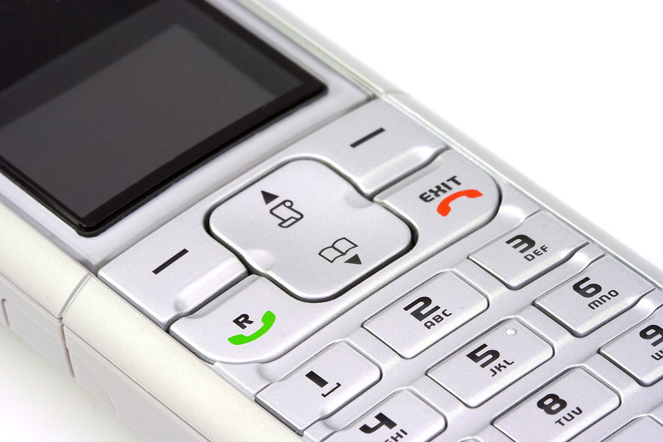 Close-up of a cell phone : Free Stock Photo