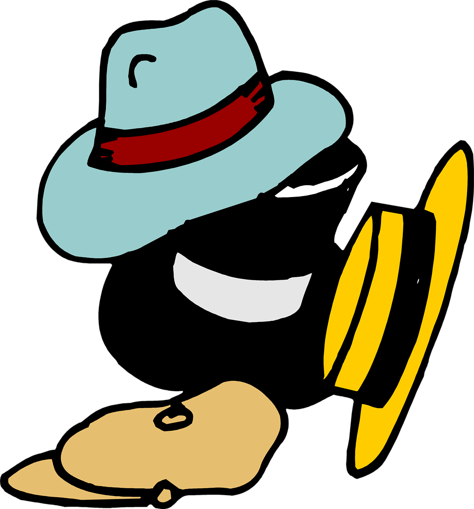 Illustration of a pile of hats : Free Stock Photo