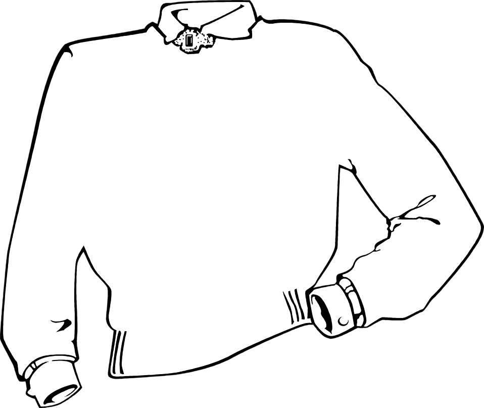 Illustration of a sweater : Free Stock Photo