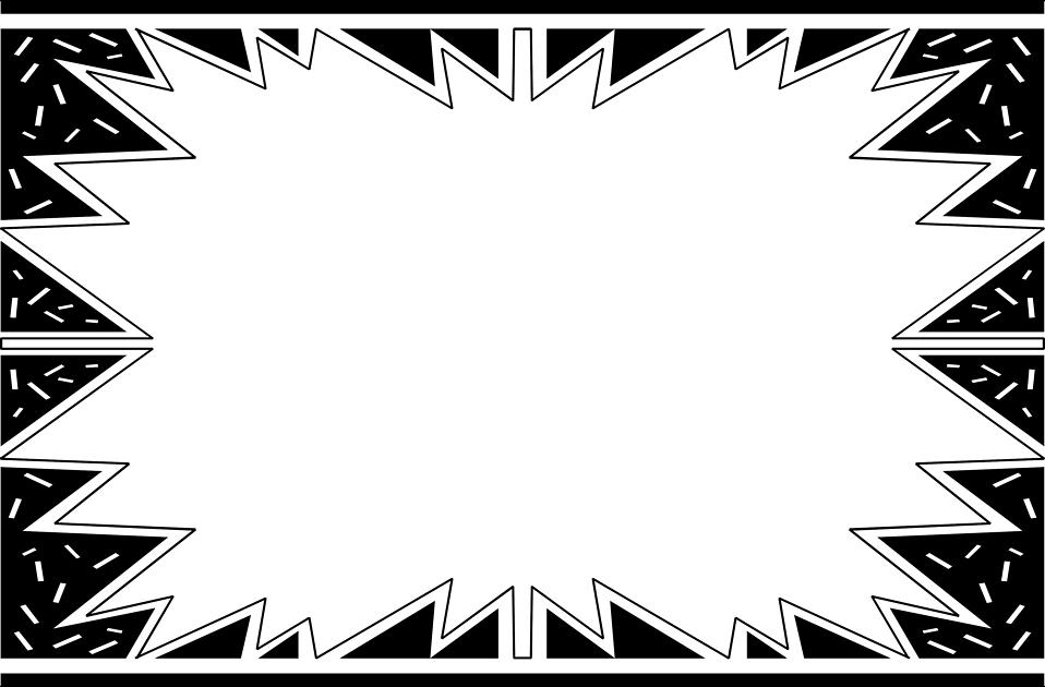 Starburst | Free Stock Photo | Illustration of a blank ...