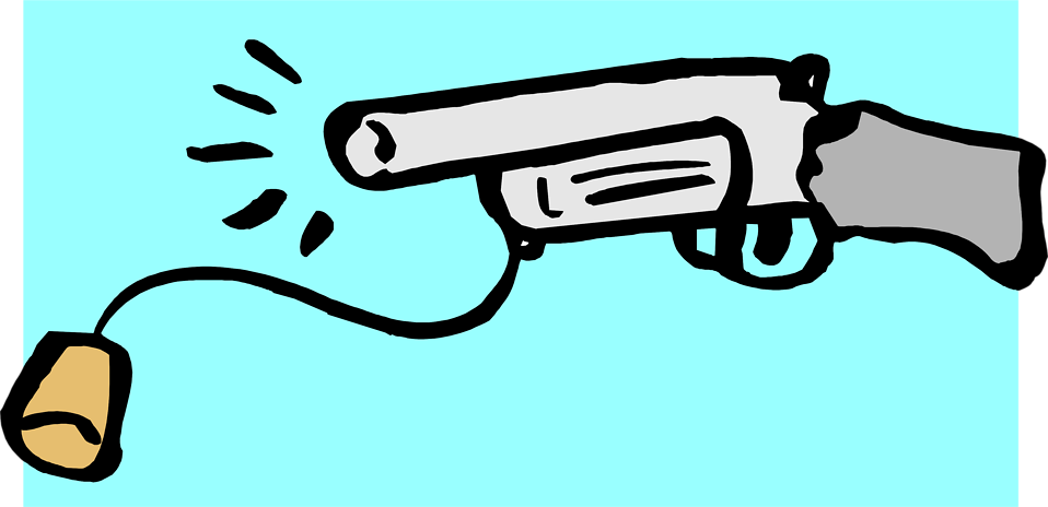 Illustration of a toy cork gun : Free Stock Photo