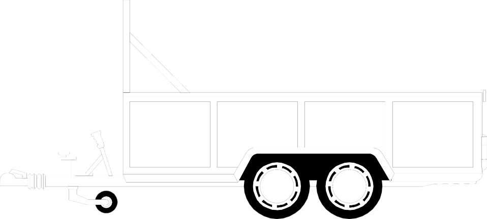 Illustration of a trailer : Free Stock Photo
