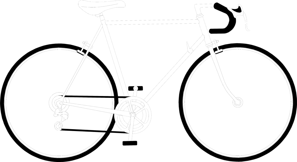 Illustration of a ten speed bicycle : Free Stock Photo
