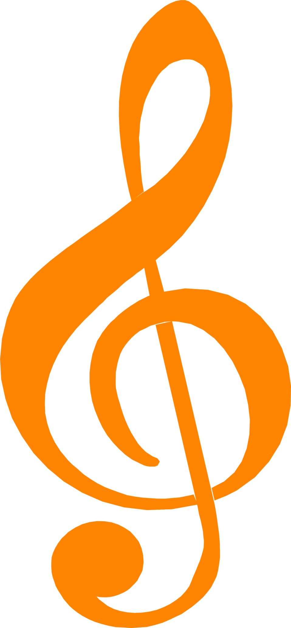 free clipart music note symbol - photo #50