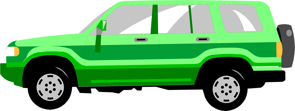 Illustration of an SUV : Free Stock Photo