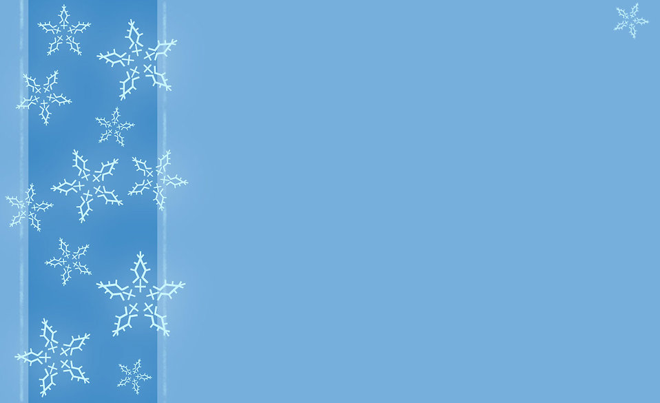 Snowflakes Background | Free Stock Photo | A Winter Background