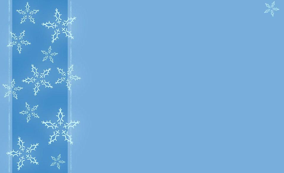 snow borders clip art