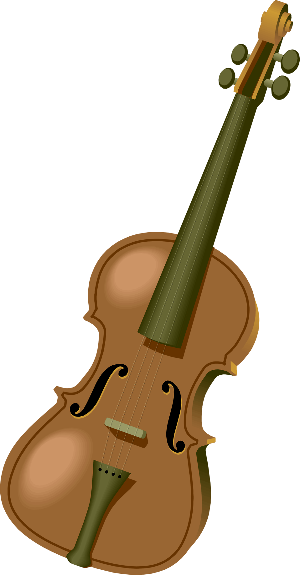 Illustration of a violin : Free Stock Photo
