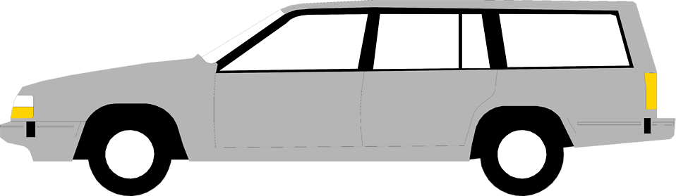 Illustration of a station wagon : Free Stock Photo