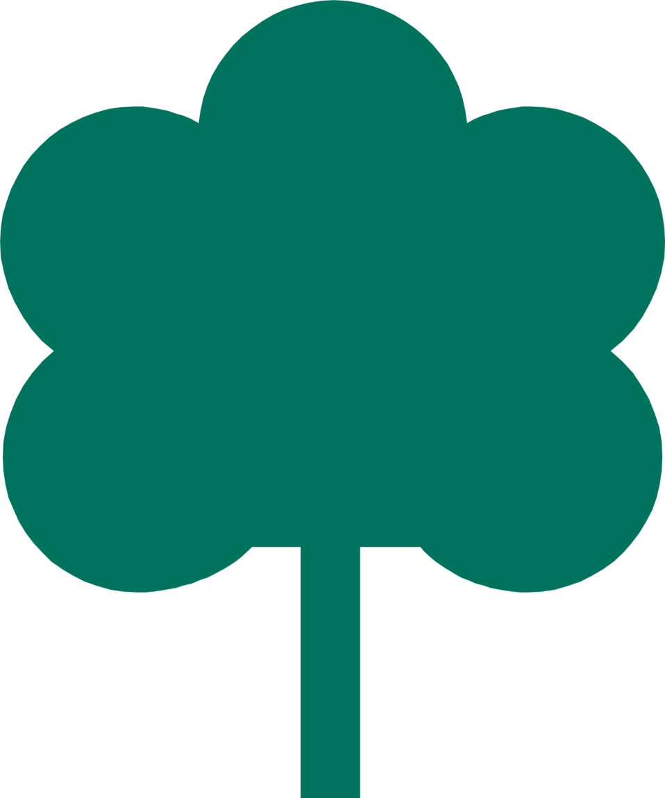 Illustration of a clover : Free Stock Photo