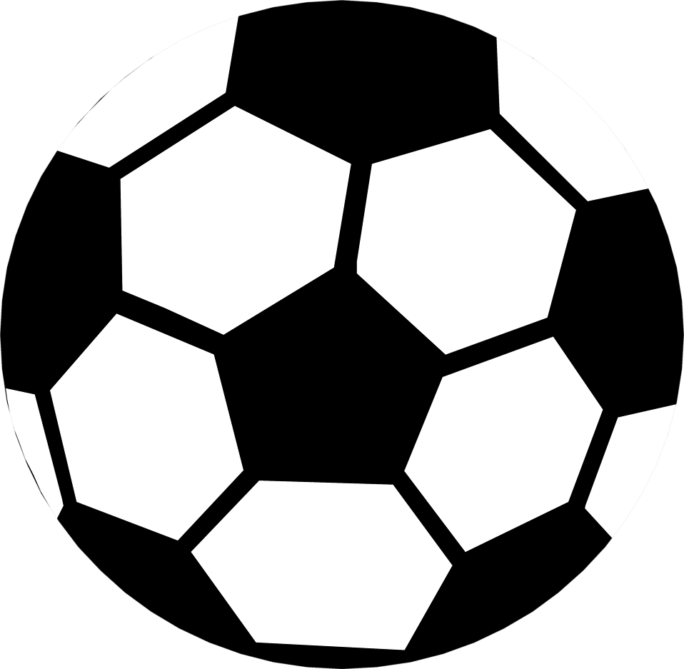 Illustration of a soccer ball.