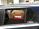 Free Stock Photo: Domo-kun in the 2010 Saint Patricks Day Parade in Atlanta, Georgia