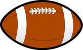 Free Stock Photo: Illustration of a football