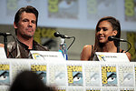 Free Stock Photo: Jessica Alba and Josh Brolin