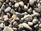 Free Stock Photo: Closeup of small rocks