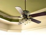 Free Stock Photo: Ceiling fan