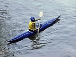 Free Stock Photo: Man on kayak
