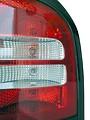 Free Stock Photo: Car tail lights