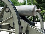 Free Stock Photo: Civil War cannon