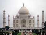 Free Stock Photo: Taj Mahal
