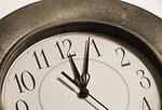 Free Stock Photo: Clock closeup