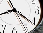 Free Stock Photo: Closeup of a clock