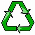 Free Stock Photo: Recycle symbol illustration
