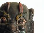 Free Stock Photo: Closeup of an African mask