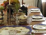 Free Stock Photo: Elegant table setting at Stone Mountain Park