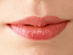 Free Stock Photo: Close-up of a woman's mouth and lips