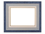Free Stock Photo: A blank picture frame