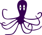 Free Stock Photo: Illustration of an octopus